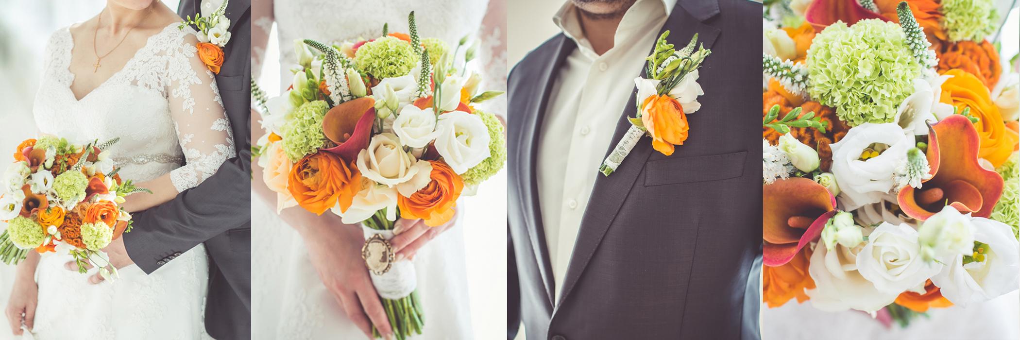Фальш букет для невесты